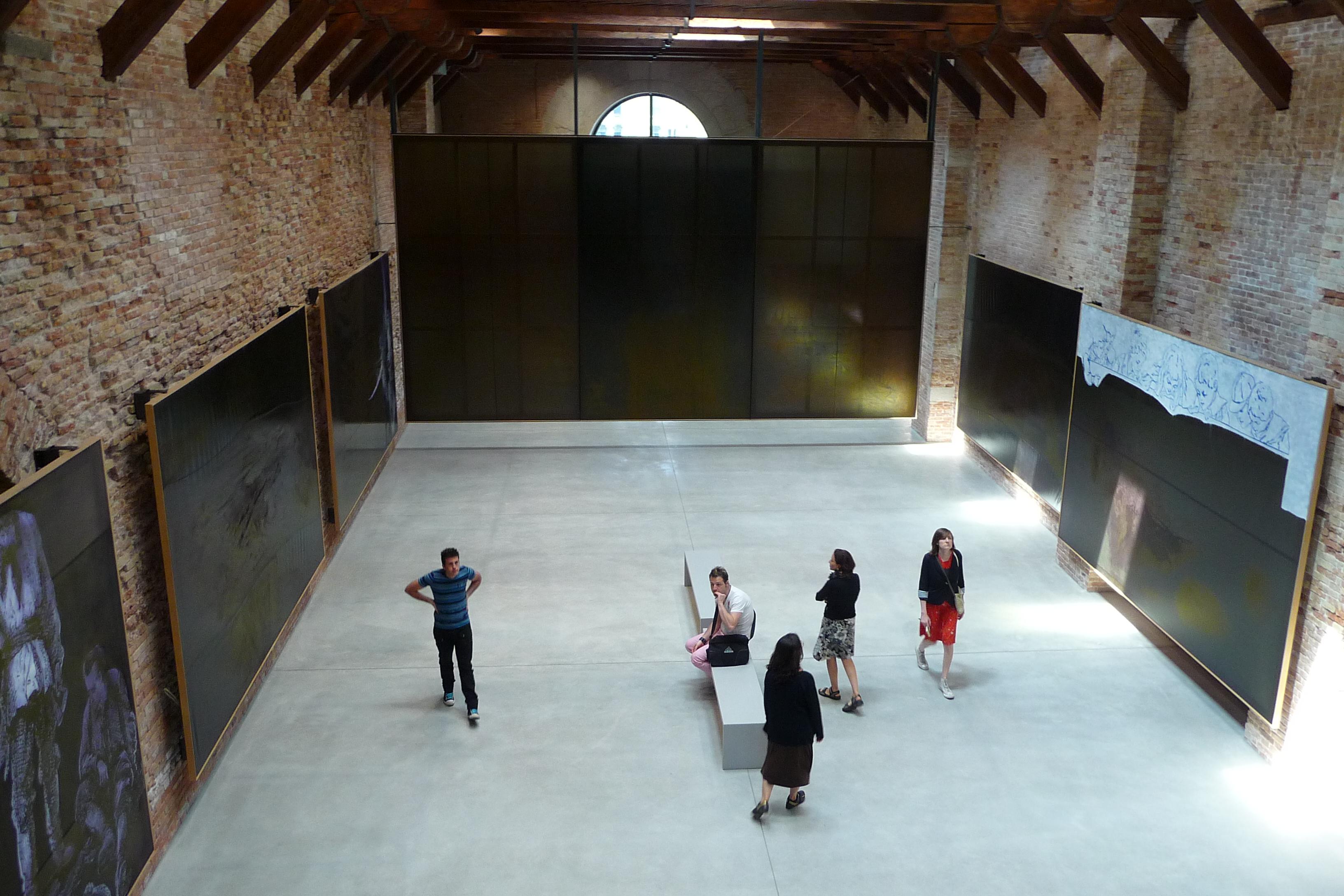 Report from venice day 4 art in america for Tadao ando venezia