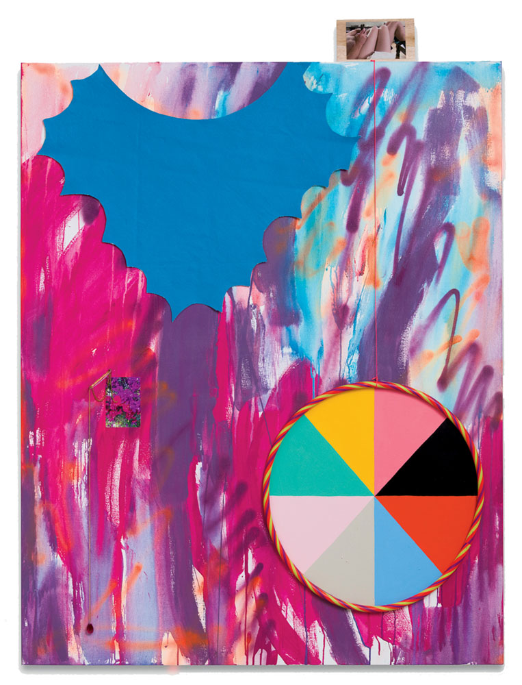 Sarah Cain Art In America